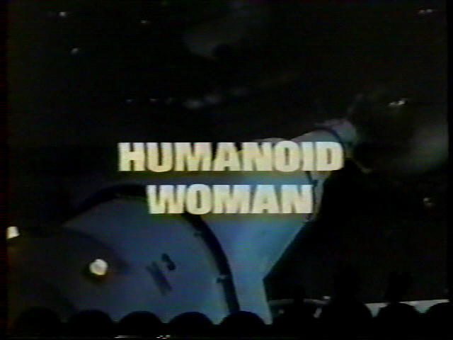 Humanoid Woman