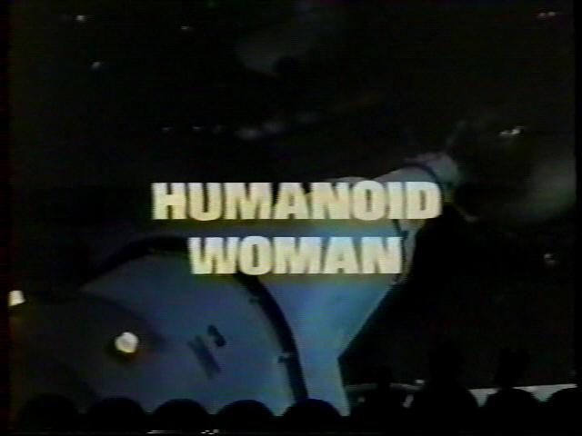 Humanoid Woman